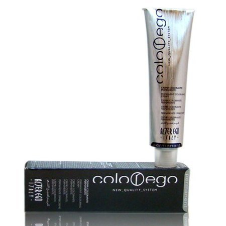 Alter Ego Color Ego Permanent Coloring Cream 3.37 Oz. (7/1 Ash Blonde) (Hair Alter Care Ego)