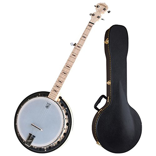 Deering Goodtime 2 Resonator Banjo with Hard Case by Deering Banjo (Image #3)