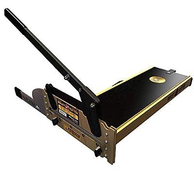 9.5 In. Bullet Vinyl Cutter for Cutting Vinyl Plank Flooring
