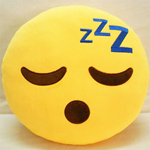 ToLuLu® Soft Emoji Bedding Pillow