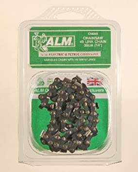 Alm black decker ch049 mcculloch chainsaw chain 35cm 49 links alm black decker ch049 mcculloch chainsaw chain 35cm 49 links fits 35cm 14quot greentooth Choice Image