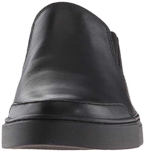Leather Sneaker Frye Slip Fashion Women's Black Gemma AqwIwYHg