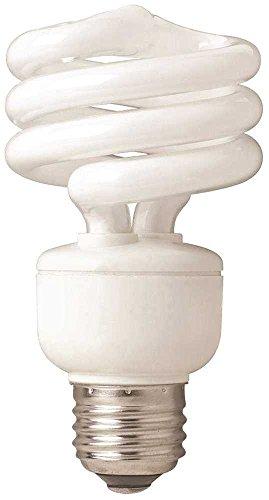 19w Spiral Cfl (19W CFL SPIRAL MED 5000K 2PK)