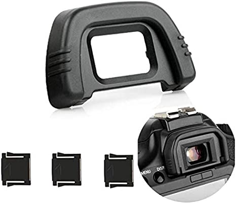 Para Nikon DK 20 Goma de Repuesto Cubierta Protectora Visor Lente Ocular