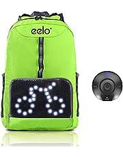 Mochila Eelo Cyglo para ciclismo con pantalla LED