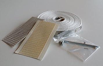 Gurt Reparaturset. 5 Stück Reparaturset für 14mm  Gurtband
