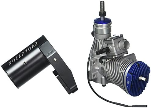 Evolution Engines 20GX 20CC Gas Engine with Pumped Carburetor