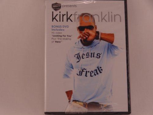 BET Presents Kirk (Kirk Franklin Dvd)