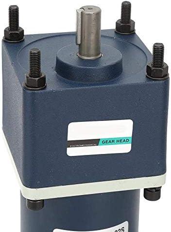 SSY-YU 永久磁石モーター、12V 300W 4.5Aの2200rpmの15ミリメートルシャフトの高ねじり永久磁石DC機械を持ち上げるためのメタルギア減速モーター(200rpmで)をギヤード 電動工具用