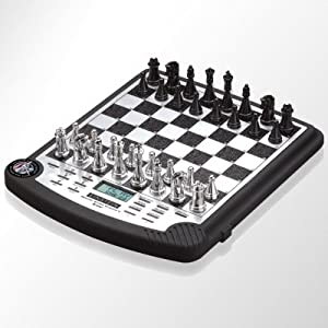 Excalibur Electronic E951 Einstein Master 2 in 1 Chess and Checkers Computer