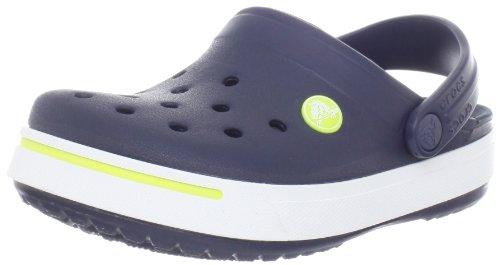 Clog (Toddler/Little kid),Navy/Citrus,3 M US Little Kid ()