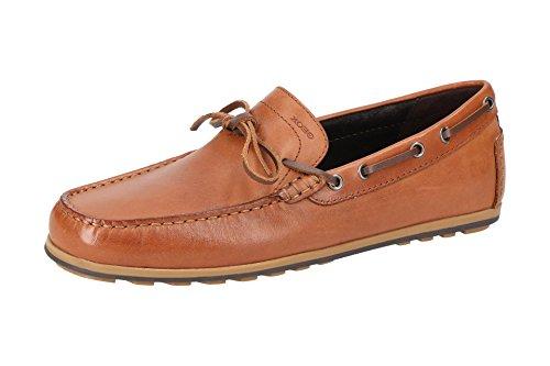 cognac Mirvin B loafers Mocassins U Marron Homme Geox xgn1Aw7Zqx