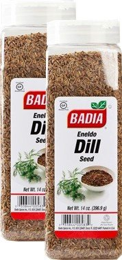 Badia Dill Seed Whole 14 oz Pack of 2