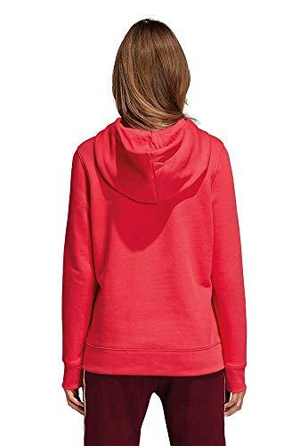 shirt Rose Sweat Adidas Trefoil rosbas Femme À Capuche g8wEO