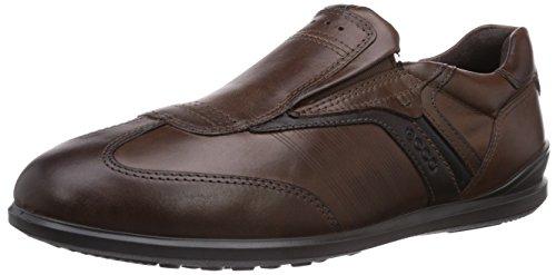 Chander cocoa Basso Coffee a Brown Marrone Black 58983 Collo Uomo Brown Sneaker ECCO Cocoa dwAfUqgA
