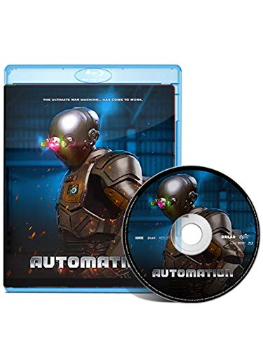 Automation (Blu-Ray – U.S. Version – Region Free)