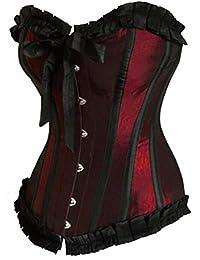 Alivila.Y Fashion Vintage Bowknot Waist Training Corset