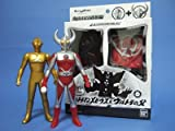 Toy's dream projiect Ultraman Mebius (Ja Shrine golden image ver) & Father of Ultra clear lame Red ver