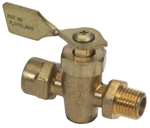 Moeller Fuel Tank Shut-Off Valve (1/4