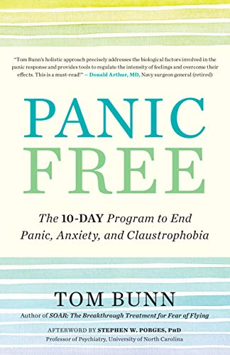 - Panic Free: The 10-Day Program to End Panic, Anxiety, and Claustrophobia