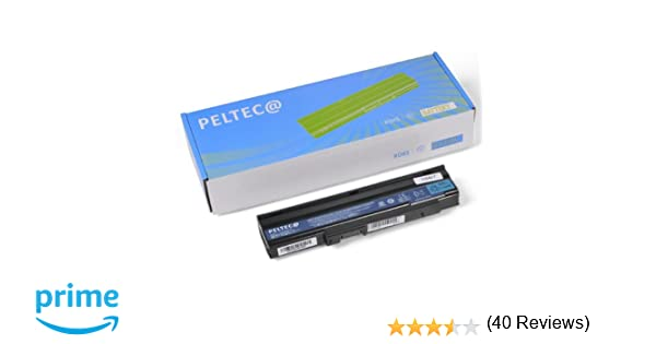 PELTEC@ - Batería de repuesto para portátil Acer Extensa 5635Z, Extensa 5635Z-422G16Mn, Extensa 5635Z-432G16Mn, Extensa 5635Z-432G25Mn, ...