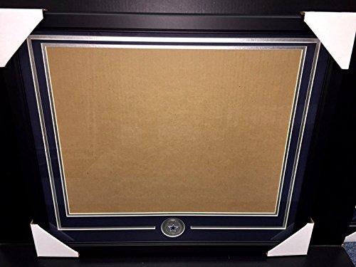 DALLAS COWBOYS Medallion Frame Kit 16x20 Photo Double Mat -