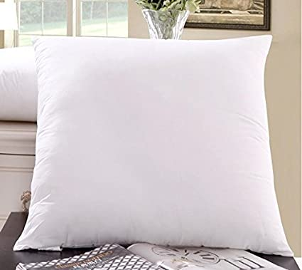 Amazon Best Emart 40 Pack 40x40 Square Pillow Inserts Made In Fascinating 20x20 Pillow Insert Walmart