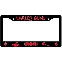 41UpZXW2WOL._AC_UL250_SR250,250_ Harley Quinn License Plate Frames