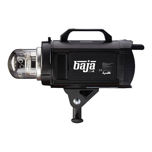 Dynalite Flash - Dynalite Baja B4 Battery-Powered Monolight, 2.4GHz Power Control Wireless Receiver, 5500 K +/-200 Color Temperature, Up to 550 Full-Power Flashes