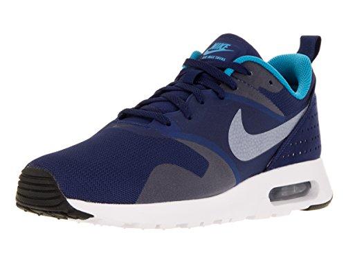 Nike Men's Air Max Tavas Loyal Blue/White/Blue Lagoon/Black Running Shoe 9.5 Men US