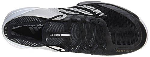 Tennis Ftwbla Men Shoes 2 Clay Ubersonic Black 000 Adidas 's negbas Adizero xRCYqwSw