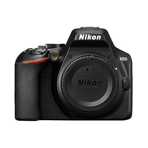 Nikon D3500 DSLR Camera Body Only  International Model
