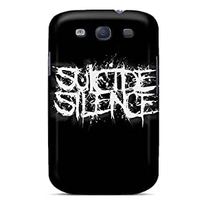 case-factory Case Cover Protector Specially Made For Galaxy S3 Suicide Silence