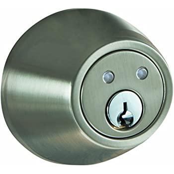 Morning Industry RF-01SN Radio Frequency Remote Deadbolt, Satin Nickel