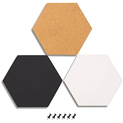 juvale-3-pack-cork-bulletin-boards