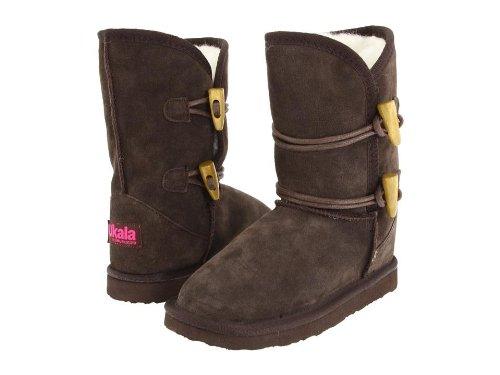 Hanxue Womens Winter Fur Liner Snow Boots