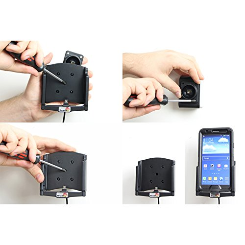 Brodit 512583 Active Holder with cig-Plug for Samsung Galaxy Note 3 SM-N9005 1 Pack