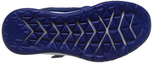adidas Rapidaflex 2 el K, Zapatillas de Deporte Unisex Niños Azul (Azul / Reauni / Seamso 000)
