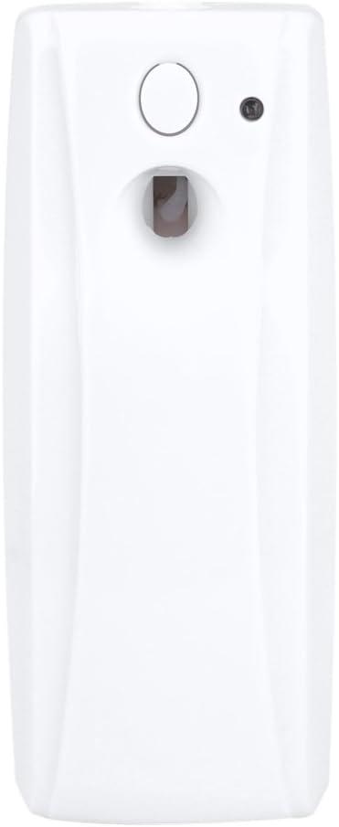Air Freshener Dispenser Automatic Light Sensor Perfume Spray Machine Aerosol Dispensers Wall Mounted for Hotel Toilet Indoor