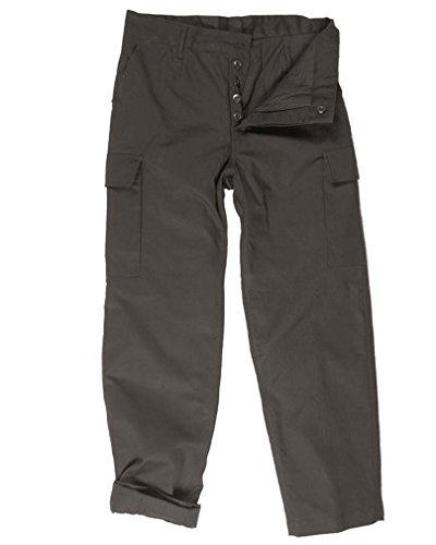 Pantalon Matelassé Thermolite - Noir