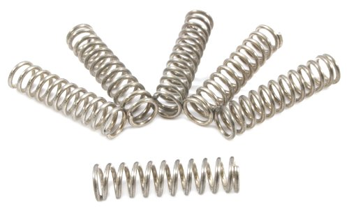 Forney 72610 Wire Spring Compression, 1/4-Inch-by-1-Inch-by-.035-Inch, 6-Pack from Forney