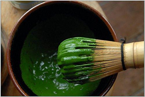 Jade Leaf Matcha Green Tea Powder - USDA Organic - Premium Ceremonial Grade (For Sipping as Tea) - Authentic Japanese Origin - Antioxidants, Energy [30g Tin] by Jade Leaf Matcha (Image #4)