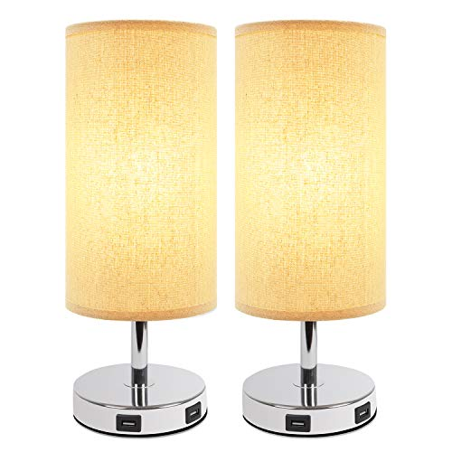 Touch Table Lamp with