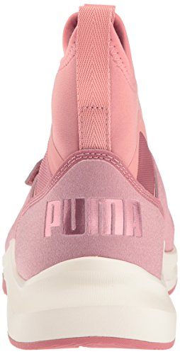 whisper PUMA Brown Cameo Wn White Women's Phenom wqRqAn1X6