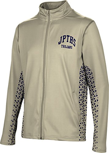 ProSphere Men's J. P. Taravella High School Geometric Full Zip Jacket - Fl 33071