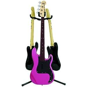 Rock Band 3 - Soporte Triple Para Guitarras