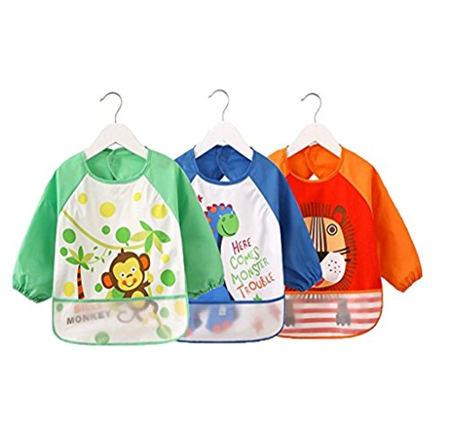 Toddler Waterproof Sleeved Unisex Infant product image
