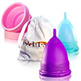 Talisi Menstrual Cups - Soft Reusable Period Cup