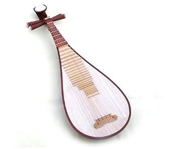 Marca de nivel profesional nueva pipa de madera de palisandro guitarra instrumento chino Laúd: Amazon.es: Instrumentos musicales