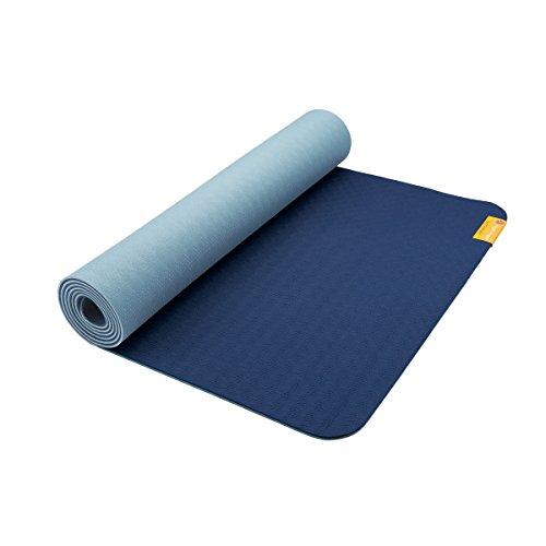 Hugger Mugger Earth Elements 5 mm Yoga Mat (Sky Blue)